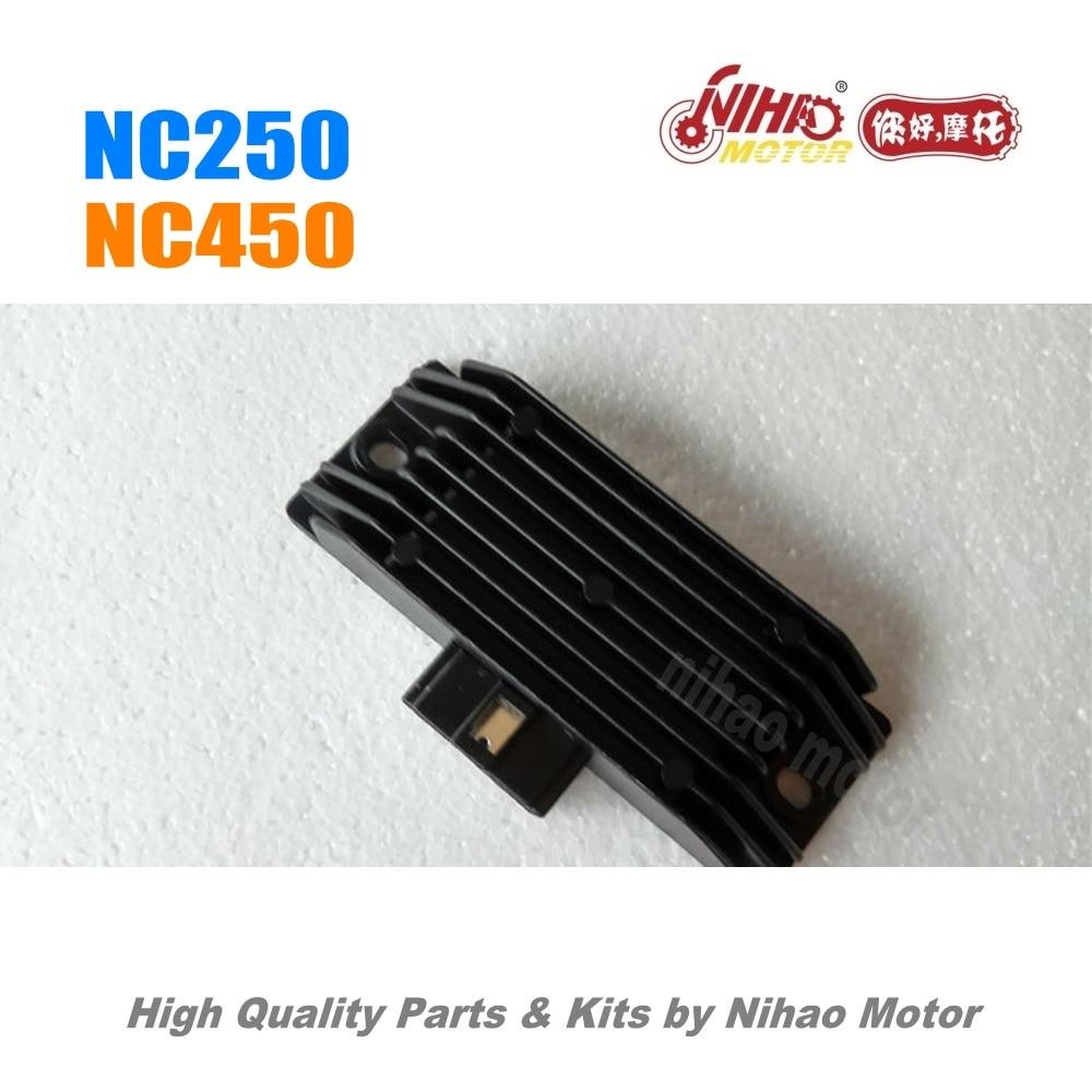 14 NC250 NC450 части выпрямителя ZONGSHEN двигатель NC RX3 zs177мм (Nihao двигатель) KAYO Motoland BSE Megelli Asiawing Xmoto
