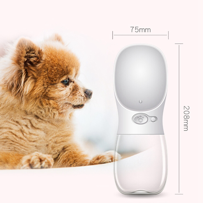 Aliexpress Com Buy 350ml Portable Dog Pet Water Bottle: Portable Pet Dog Water Bottle 350ML/500ML Travel Puppy Cat