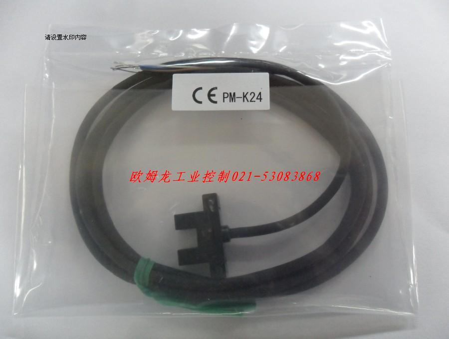 SUNX PM-K24 MICRO PHOTOELECTRIC SENSOR, NEW sunx photoelectric switch sensor cx 441