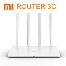 2016 NEW 100% Official Xiaomi Mi WIFI Router 3C 802.11N 300Mbps SMART APP Control Band 2.4G(China (Mainland))