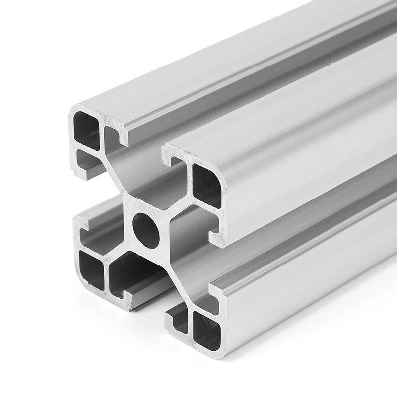 100% Kwaliteit Suleve Nieuwe 1 St 300mm Lengte 3030 T Slot Aluminium Profielen Extrusie Frame Voor Cnc 3d-printer Lasers Stands Meubels Duurzaam