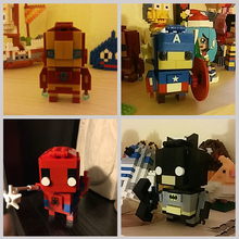 Best Affordable SuperHero Blocks