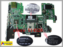 original FOR HP DV8 591382-001 mainboard/systerm board/ motherboard 100% Test ok