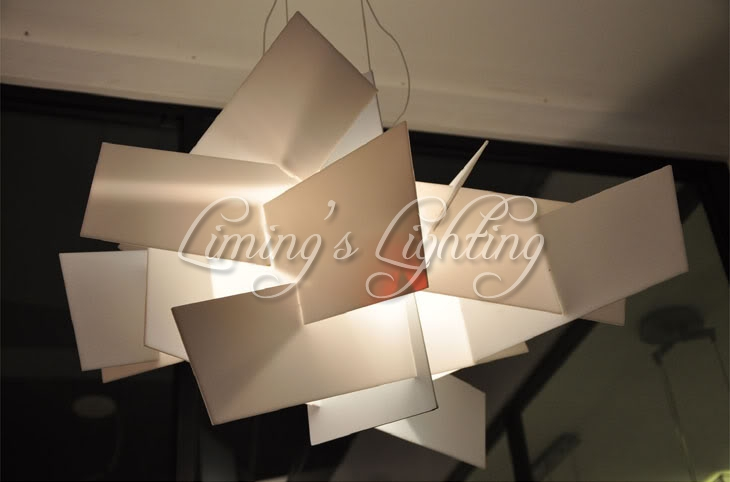 Moderne Lampen 95 : Dia 95 cm moderne acryl big bang stapeln kreative moderne pandant
