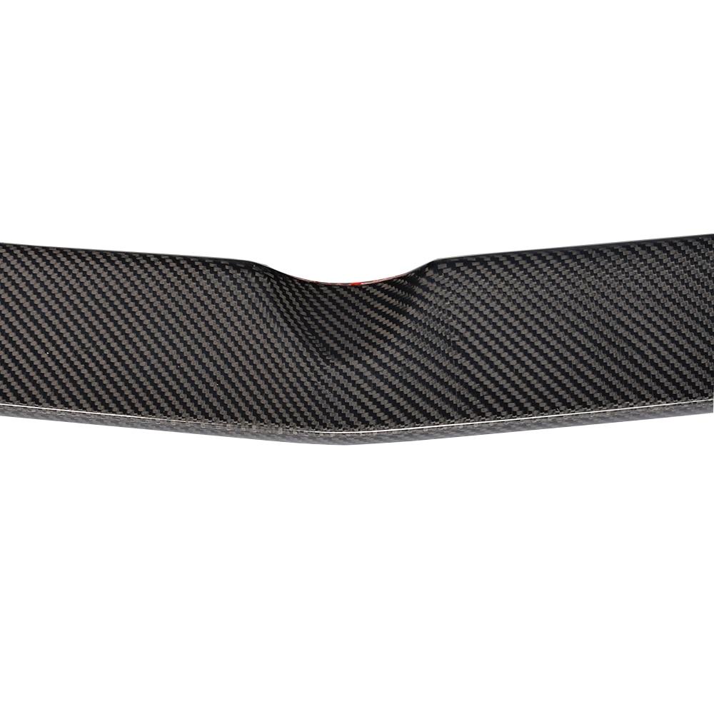 Carbon Fiber / FRP W212 Bagspoiler bagagerum Wing Boot Lip til - Bilreservedele - Foto 4