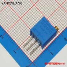 10 шт./лот 3296w-1-503lf 3296 Вт 503 50 k ом топ регулировка многооборотный триммер потенциометр высокоточный переменный резистор