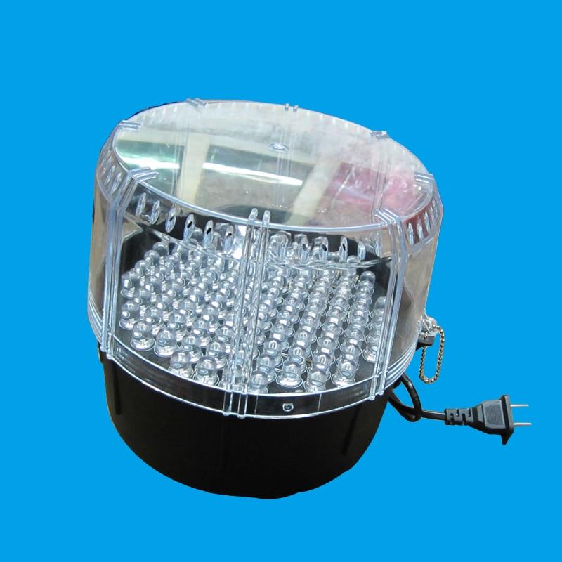 high power LED Strobe KTV Disco strobe light with sound control luzes bar Stroboscope stage light for discotheque