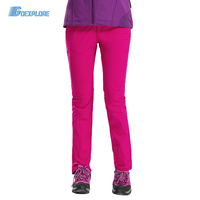 Goexplore brand women sport trousers Designer Outdoor Quick Dry UV Resistant breathable fishing hiking climbing pants