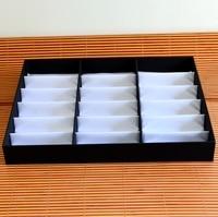 Wholesale 18 Grid Sunglasses Display Tray Organizer Eyeglasses Storage Case Boxes Without Lid