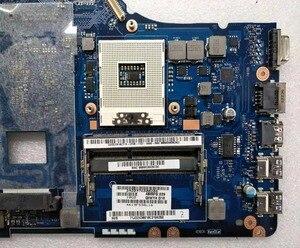 Image 3 - جديد لينوفو Y580 الكمبيوتر المحمول اللوحة LA 8002P إنتر HM76 GTX660 مستقلة بطاقة الفيديو اللوحة اختبار كامل شحن مجاني