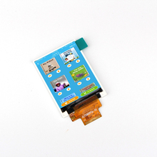 Новый 1 8-дюймовый TFT ЖК-дисплей Интерфейс SPI Припой 14pin 128160 HD Разрешение Используется