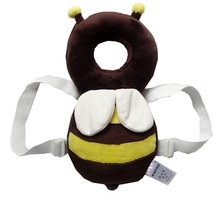 JJ OVCE baby head protection pad / step mat small bees learn to sit after the crash pillow baby