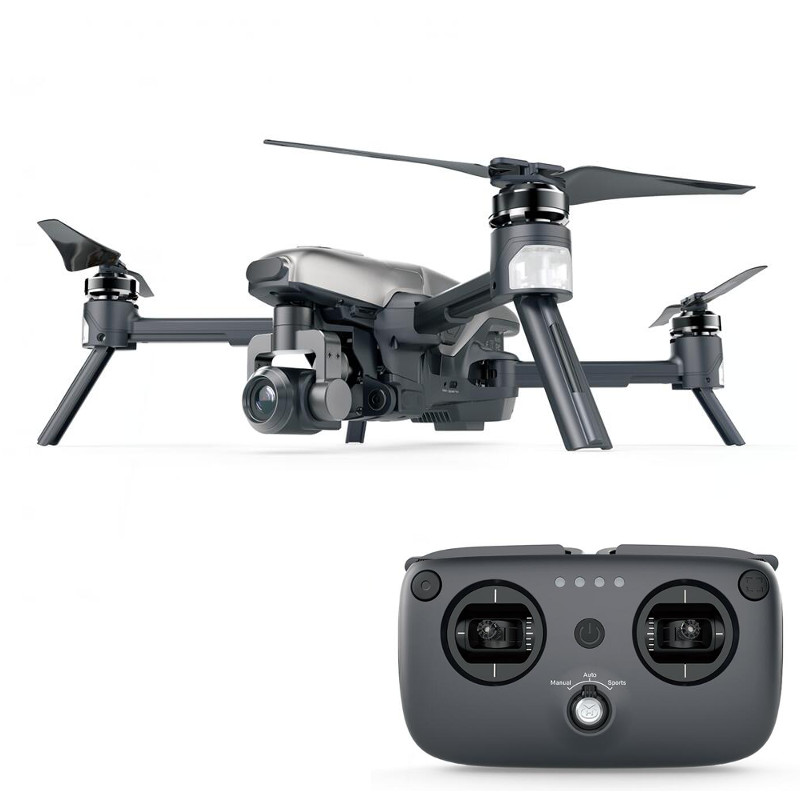 In stock! Original Walkera VITUS 320 Foldable With 4K Camera 3-Axis Gimbal Obstacle Avoidance AR Games Wifi FPV Drone ...