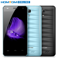 Homtom HT26 4G 4 5 Inch Display Smartphone Android 7 0 1GB RAM 8GB ROM 8MP