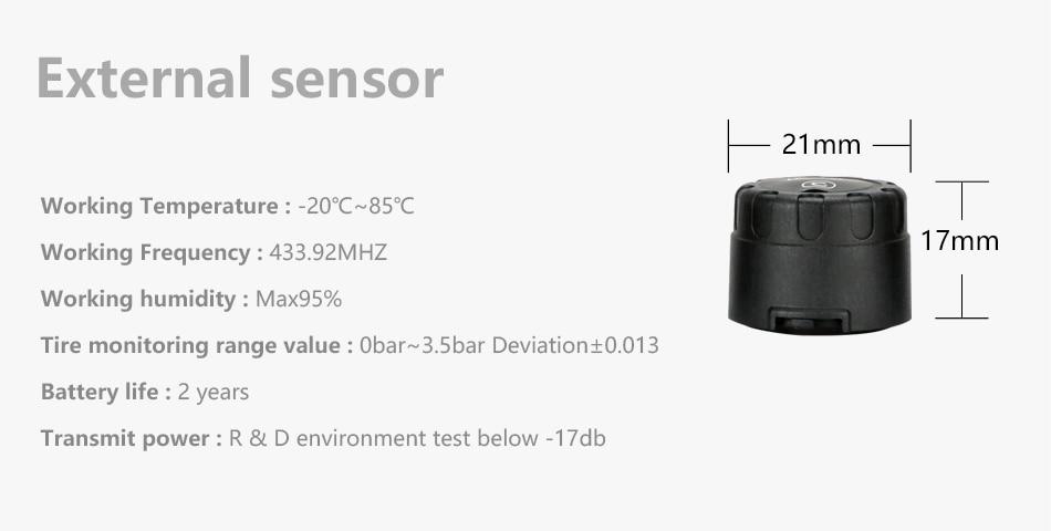 Dei Pneumatici sensori si 13