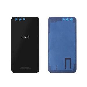 Image 4 - ASUS סוללה שיכון כיסוי עבור Asus Zenfone ZB631KL ZC600KL ZE554KL ZE620KL חזור שיכון דלת כיסוי עבור ASUS דיור בחזרה מקרה