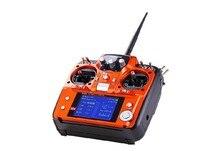 Radioenlace AT10 2.4 Ghz 10CH Receptor RC Transmisor con R10D PRM-01 Voltaje Módulo De Retorno para RC Helicóptero Quadcopter