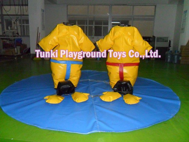 Inflatable Wrestling Suits