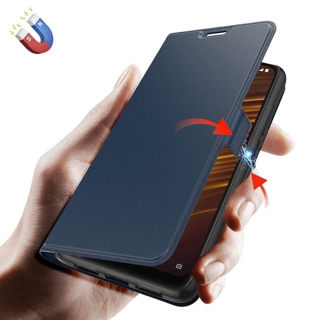 chyi flip case for xiaomi pocophone f1 case 360 full protection coque for xiaomi mi 8se lite shell funda for xiaomi mi max 3
