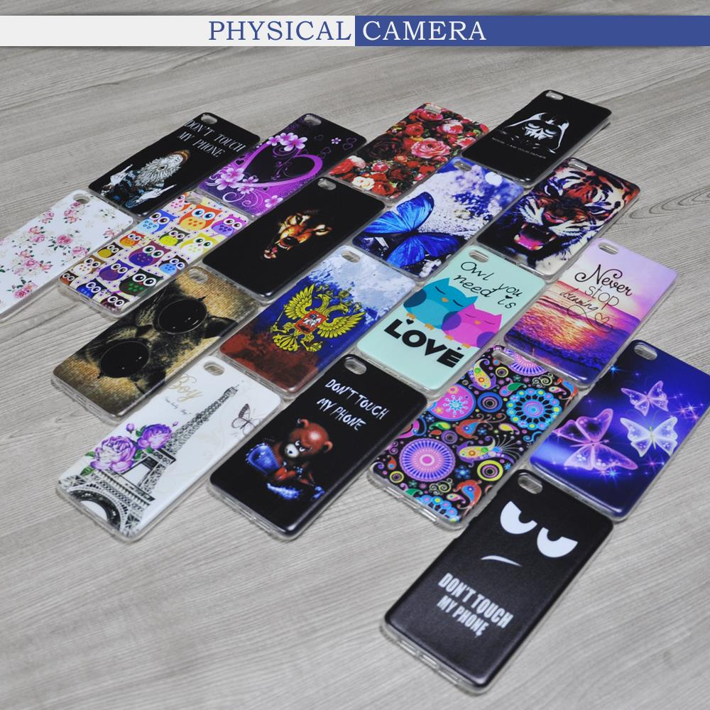Colorfull miękki gel case pokrywa dla lenovo a1000 a5000 a2010 s60 s90 p1 p70 k3 k4 uwaga/vibe s1 p1m x3 lite moblie telefon hartowane 27