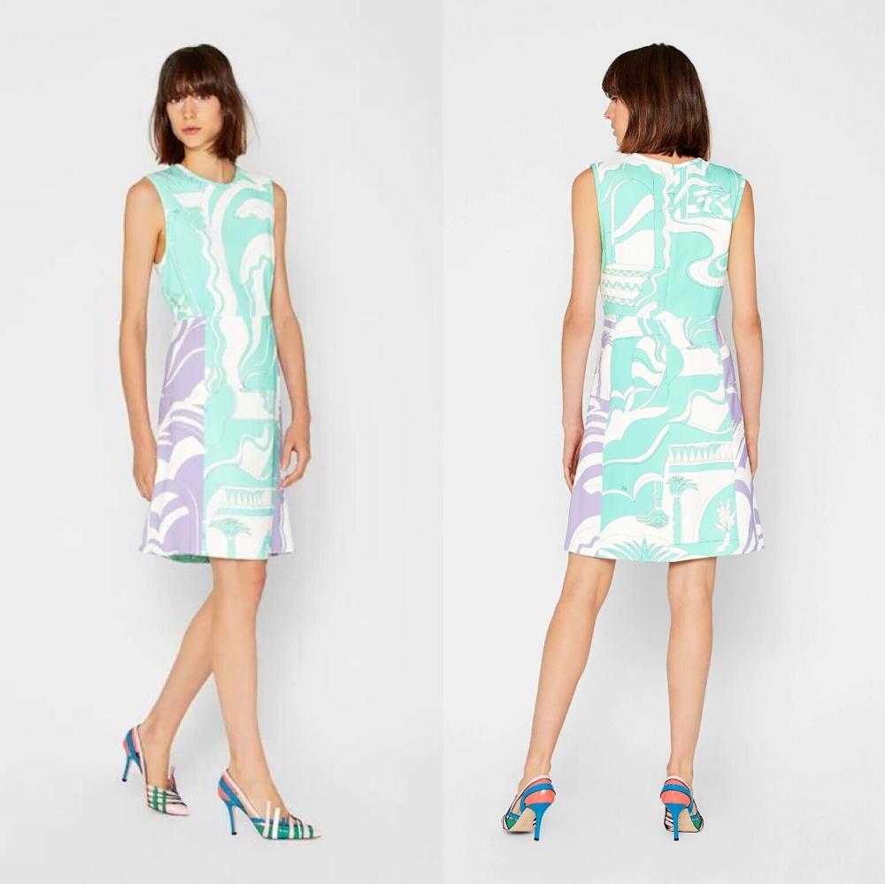 새로운 여성 패션 짧은 소매 탄성 니트 슬림 드레스-에서드레스부터 여성 의류 의  그룹 1
