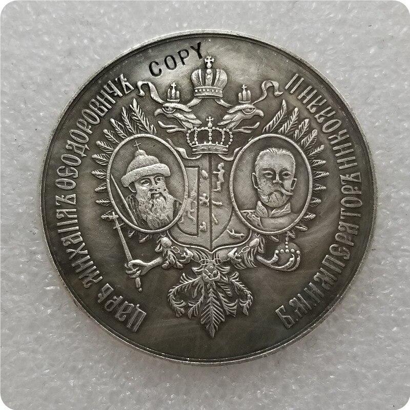 Tpye #58 russo medalha comemorativa cópia moedas comemorativas-réplica moedas medalha moedas colecionáveis