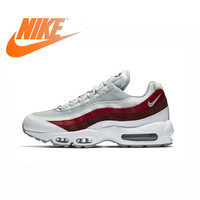Original Authentic NIKE AIR MAX 95 ESSENTIAL Men's Running Shoes Outdoor Sports Shoes Durable Jogging Comfort 749766 103
