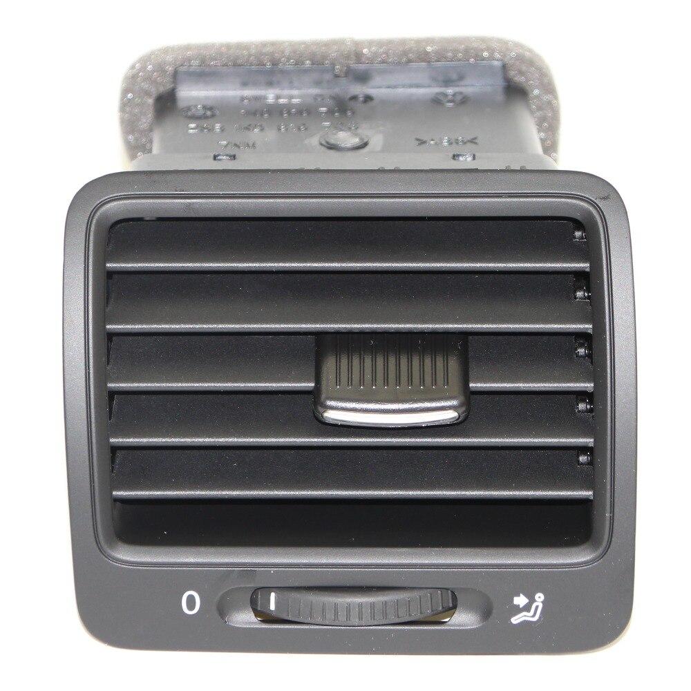 Centro do carro Ar Condicionado Saída de Ventilação MK5 Bico Set Para VW Jetta Golf MK5 1KD 819 728 1KD Coelho 819 203 1KD 819 704 - 3