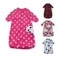 Newborn Baby Fleece Sleeping Bags Baby Clothing Sleep Sacks Baby Boys Girls Clothes