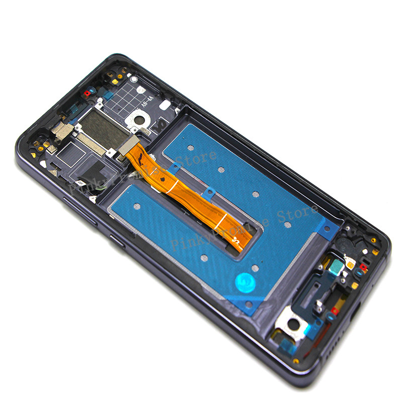OLED 6.0 Repair for huawei mate 10 pro lcd screen digitizer display touch screen assembly with frame and tools - 2