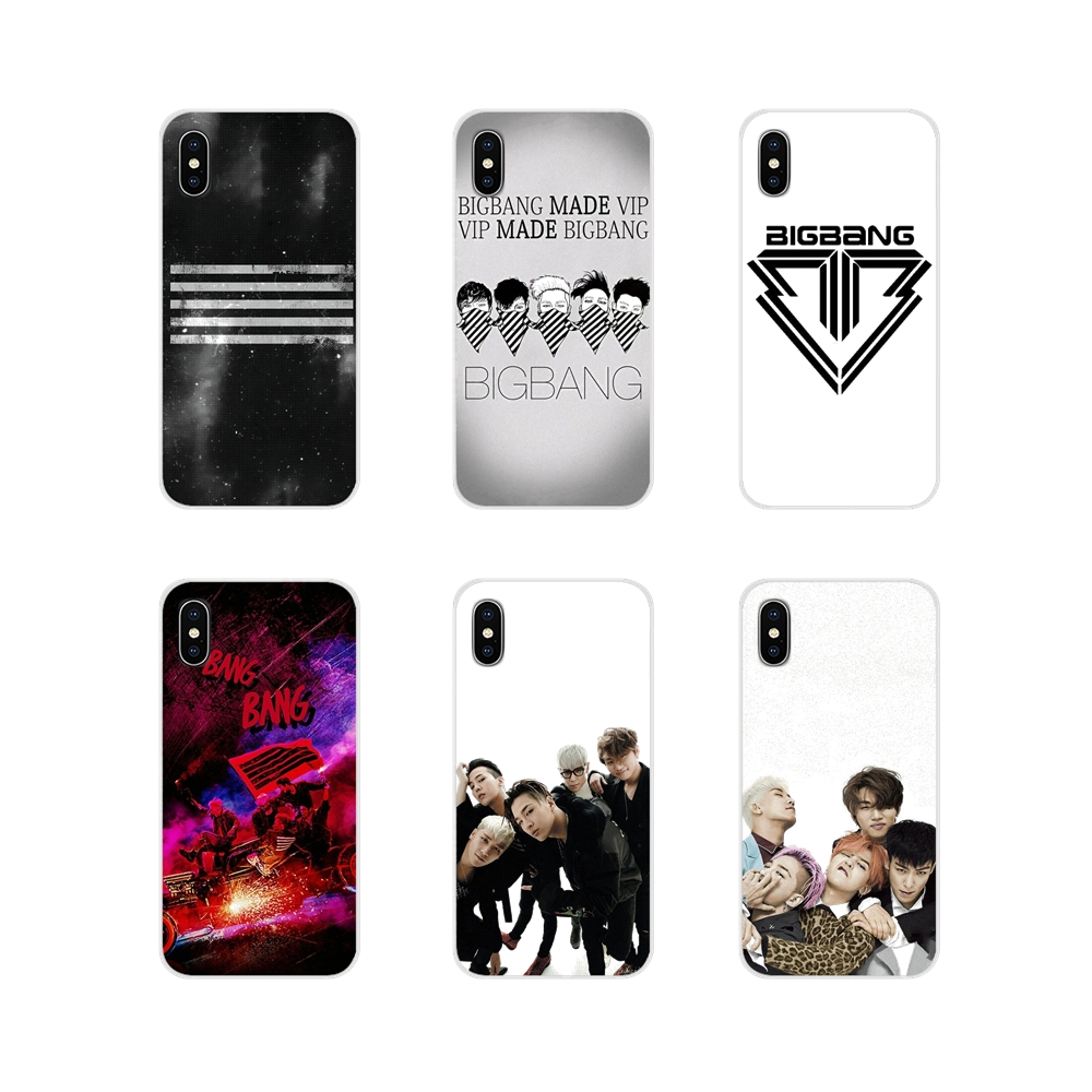 <font><b>BIGBANG</b></font> Accessories Phone Cases Covers For Samsung A10 A30 A40 A50 A60 A70 Galaxy S2 Note 2 3 Grand Core Prime image