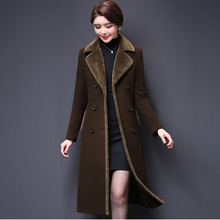 Female Long Mother Jacket