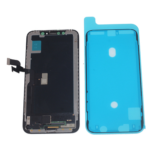 Image 4 - شاشة LCD جديدة لهاتف iPhone X XS XR مرنة متينة OLED LCD لهاتف iPhone X XS GX AMOLED شاشة ناعمة مع عدة إصلاح تعمل باللمس ثلاثية الأبعاد
