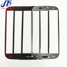 10pcs/lot touch panel For Samsung Galaxy S3 i9300 i9305 / S3 mini Front Outer Glass Lens Replacement parts