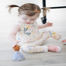 New 2016 fashion baby Girl clothes sleeveless baby rompers newborn cotton baby girl clothing jumpsuit infant clothing