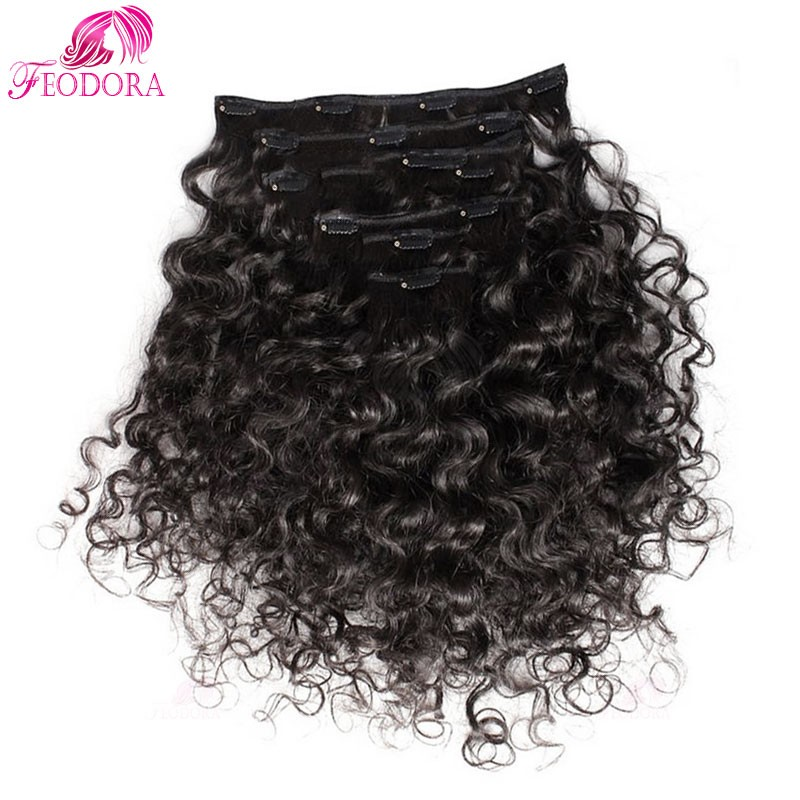 clip in human hair extensions50