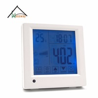 Time Programming Air Quality Monitor Co2 With Controller Three Speed Ventilator