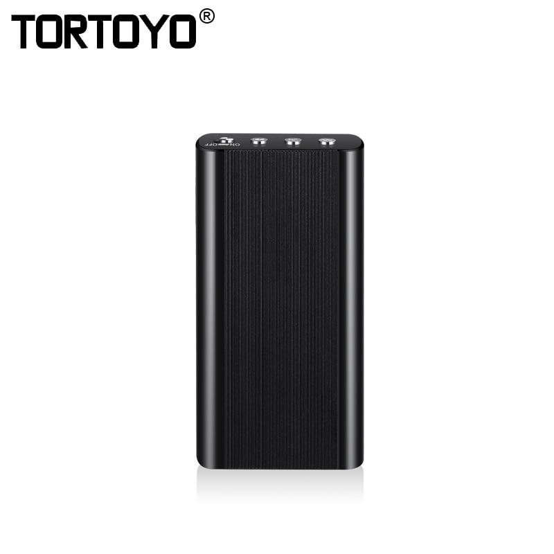 TORTOYO Mini 8GB 16GB Professional Audio Recording Device Digital Voice Recorder Smart Noise Reduction Sound Control