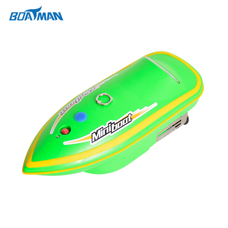 Boatman Mini1A bait fishing tackle boat lure fishing rc bait boat for sending fishing hooks 2017 hot fishing bait cage carp fishing accessories swivel with line hooks for fishing tackle free shipping