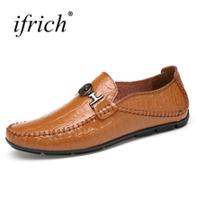 own Loafers Man Walking Shoes Brand