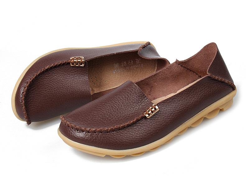 AH912 (41) women's loafers shoe