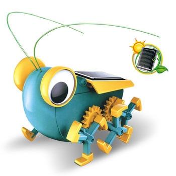 STEM Educational Tecnologia Toys for Children Science Experiment Technology Solar Hot Pig Toy DIY Stem Toys