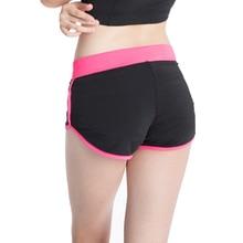 woman fitness sports training shorts dry female stretch running short pants sexy mini slim gym sweatpants