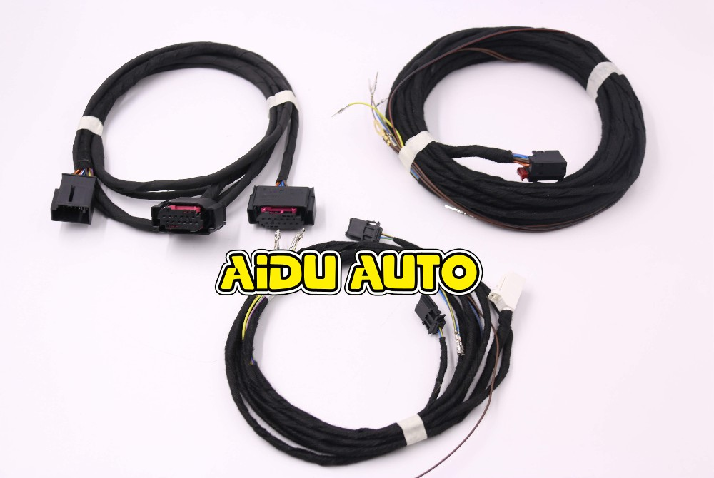 Side Assist Wire/cable/Harness For VW AUDI A4 Q5 A5 игрушка motormax audi q5 73385