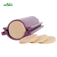 Nicole D0029 Silicone Soap Molds Pipe Tube Column Mold Soap Making Tools