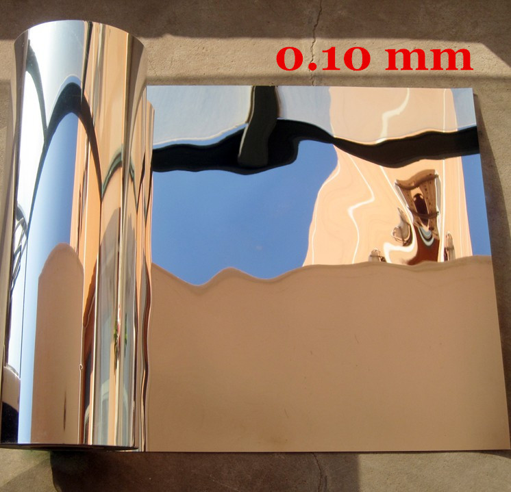 Reflective Solar Film Mirror Foil Waterproof  Self Adhesive contact paper opaque luminous Peel Sticker Light  Plant Grow Room