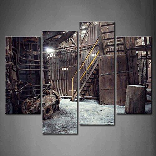 Popular Industrial Wall Art-Buy Cheap Industrial Wall Art ...