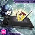 XP-Ручка G430 4x3 дюймовый Ультратонкий Графический Рисунок Таблетка/Планшет для ОГУ с Батареей-бесплатный stylus дизайн! геймплей