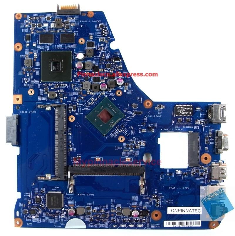 NBMGQ11005 N2920 Motherboard For Acer Aspire E1-410 E1-410G EA40-BM 48.4OC05.01M