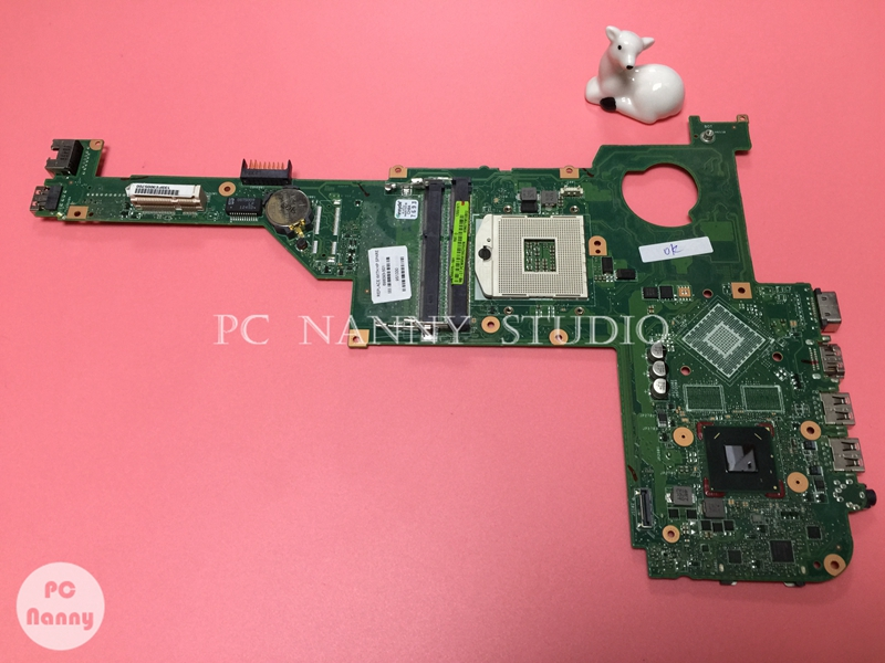 NOKOTION for HP Envy M4 1000 M4 1015DX 14 System Laptop Motherboard 698093 501 Mainboard hm77